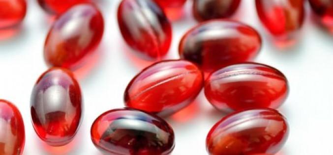 Olio di Krill combatte il colesterolo